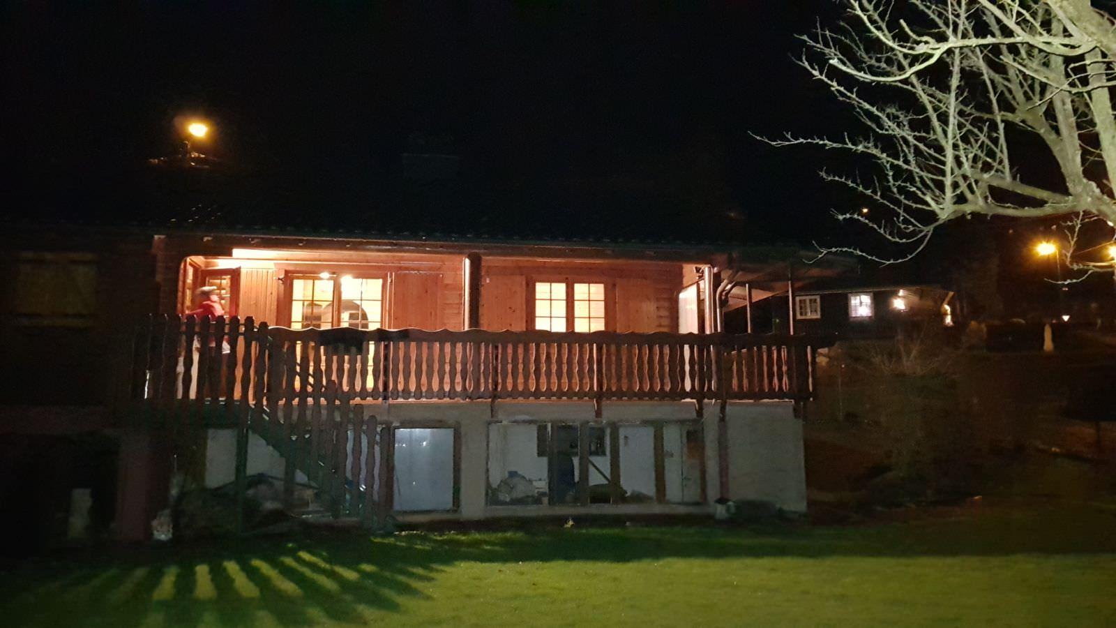 Foto van overnachten in een vakantiehuis