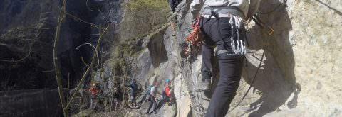 Sportieve activiteiten in de Ardennen